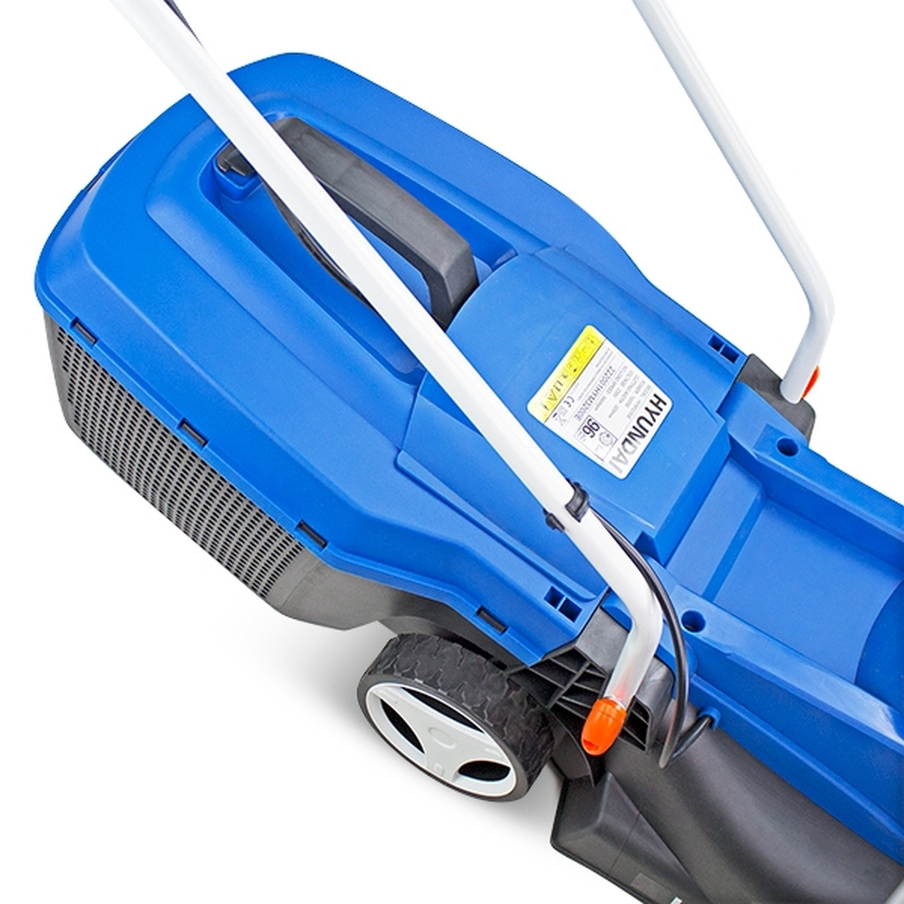 Hyundai Grass Trimmer and Lawnmower Package. This low-cost lawnmower and grass trimmer combo is suitable for tiny gardens. Supplied by Pressure Pump Solutions Ltd of Penistone