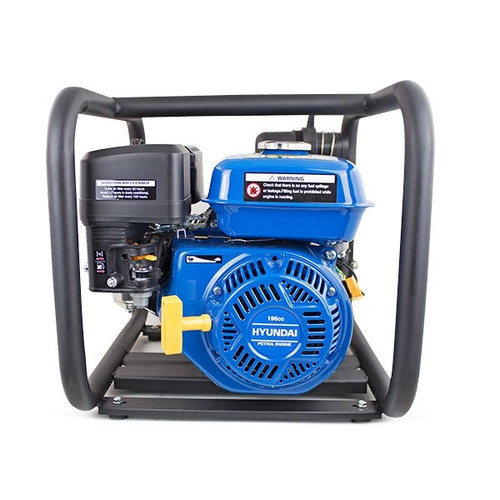 """Hyundai 212cc Professional Chemical Water Pump - 2""""/50mm Outlet 