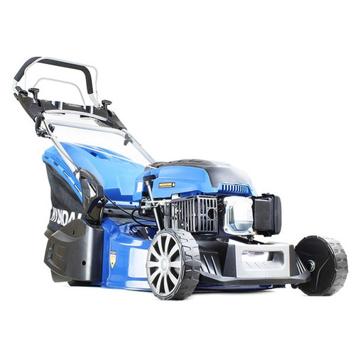 3.6kW Hyundai OHV 4-stroke 196cc Euro 5 engine, providing easy starting with low fuel consumption.