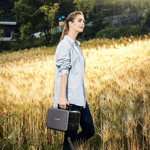 Portable and weighs just 7.5kg: Can easily fit into a backpack