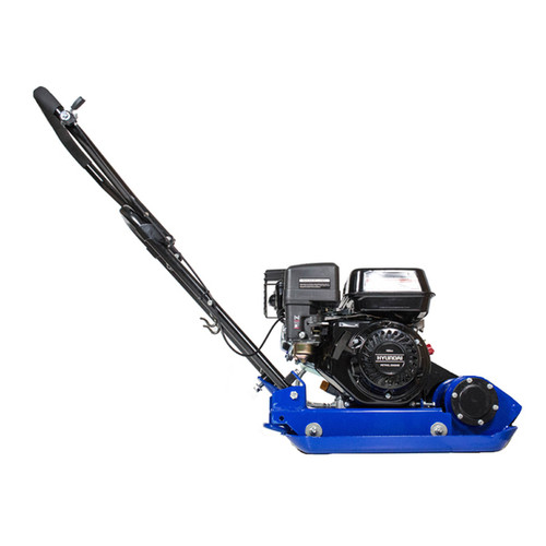 The HYCP6570 is powered by a 163cc 4-stroke recoil start petrol engine, with a large fuel tank for long running. Free UK shipping, excellent customer service, backed up by the Hyundai world renowned reputation, excellent warranty terms, great customer feedback. Great Prices.