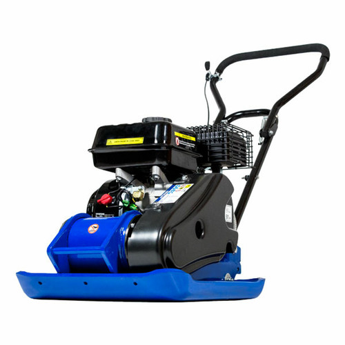 The HYCP9070 is the flagship compactor plate / wacker in the Hyundai Power Equipment range, powered by a 196cc 4-stroke petrol engine and equipped with an extra-large plate measuring 540mm x 420mm (L x W). Free UK shipping, excellent customer service, backed up by the Hyundai world renowned reputation, excellent warranty terms, great customer feedback. Great Prices.