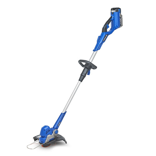 Hyundai 40v Lithium-ion Cordless Grass Trimmer With Battery and Charger | HYTR40LI