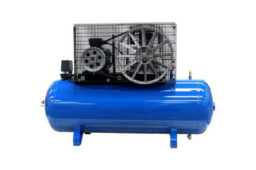 Hyundai 200 Litre Air Compressor, 21CFM/145psi, 3-Phase Twin Cylinder 5.5hp | HY55200-3