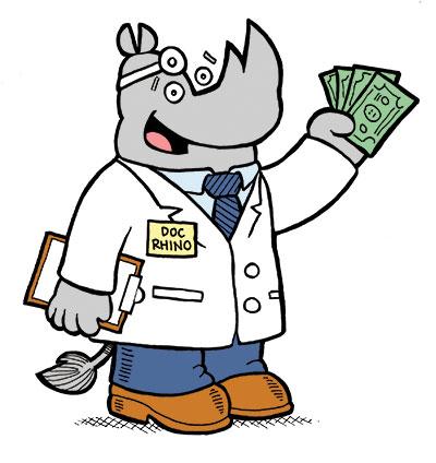 Doc Rhino Referral Program