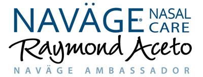 Navage Nasal Care Ambassador Raymond Aceto