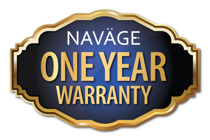 Navage One Year Warranty