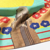 100% Silk Twill | Will Rogers Scarf | Rodeo Scarf Bandana | Fort Worth Texas
