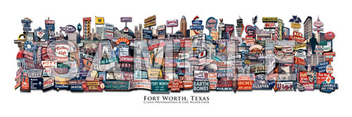 Fort Worth Texas Signs and Landmarks  Classic Photomontage Print | Carl Walker CrumFort worth photomontage, fort worth art, fort worth signs and landmarks, fort worth poster, old fort worth signs and landmarks print, fort worth artwork, fort worth gift, signs and landmarks fort worth, fort worth icons, carl walker crum, fort worth art, fine art fort worth, fort worth texas art, artspace 111, daniel blagg art, w durable goods, fort worth locals, local fort worth artist, betsy crum art, betsy crum fort worth, fort worth collage,
