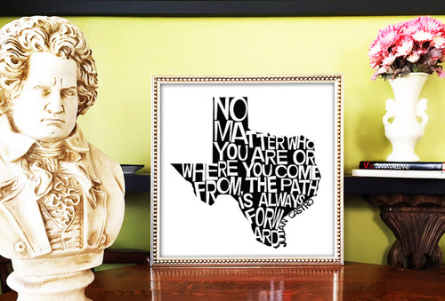 julian castro quote quotes by texans texas quotes about texas guy gift texas politics politicians political art