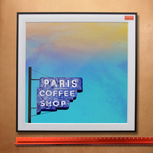 Paris coffee shop, paris coffee fort worth, paris coffee shop print, fort worth art, jacksboro highway, fort worth gangster, things to do fort worth, main street arts festival, arts goggle, arts google, fort worth art, sort of cool, fort worth locals, local fort worth artists, local artists,