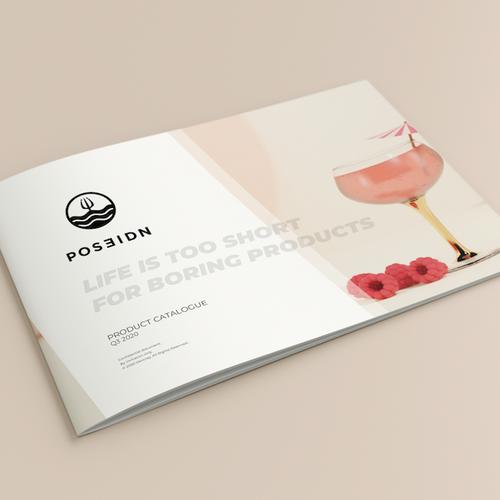 Poseidn catalog fron page