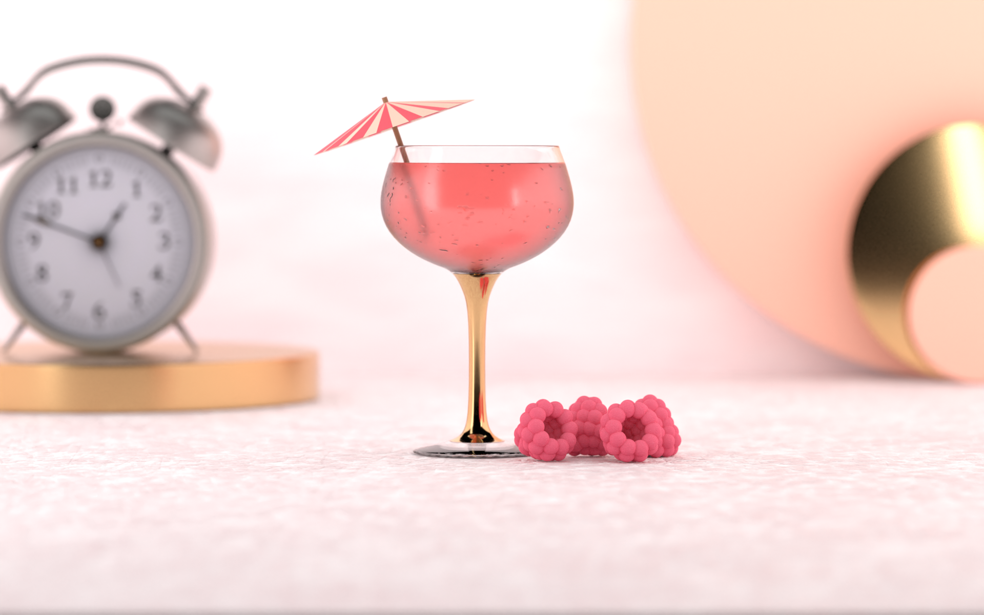 poseidn-3ddrink-3dfood-summercollection-raspberry-1