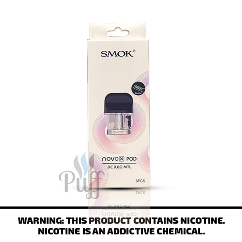 Smok Novo X Replacement Pods
