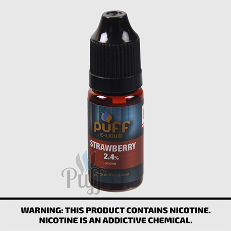 Puff Strawberry E-Liquid 10ML
