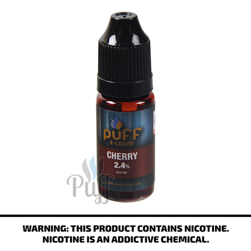 Puff Cherry E-Liquid 10ML