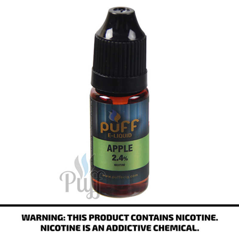 Puff Apple E-Liquid 10ML