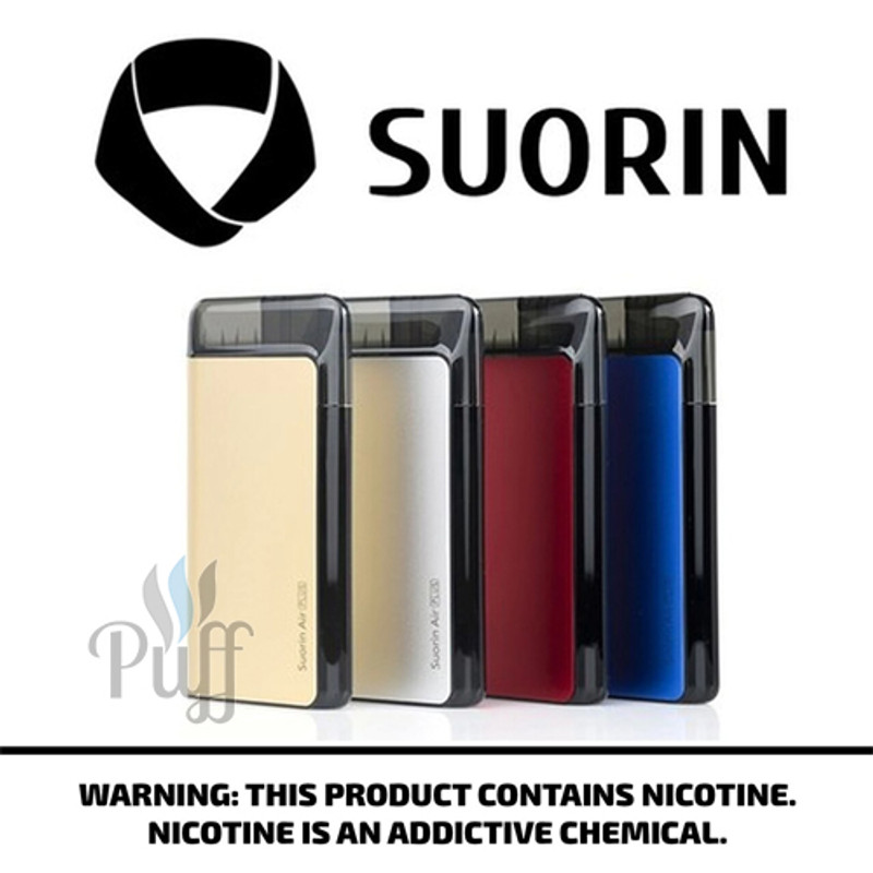 Suorin Air Plus Pod Kit