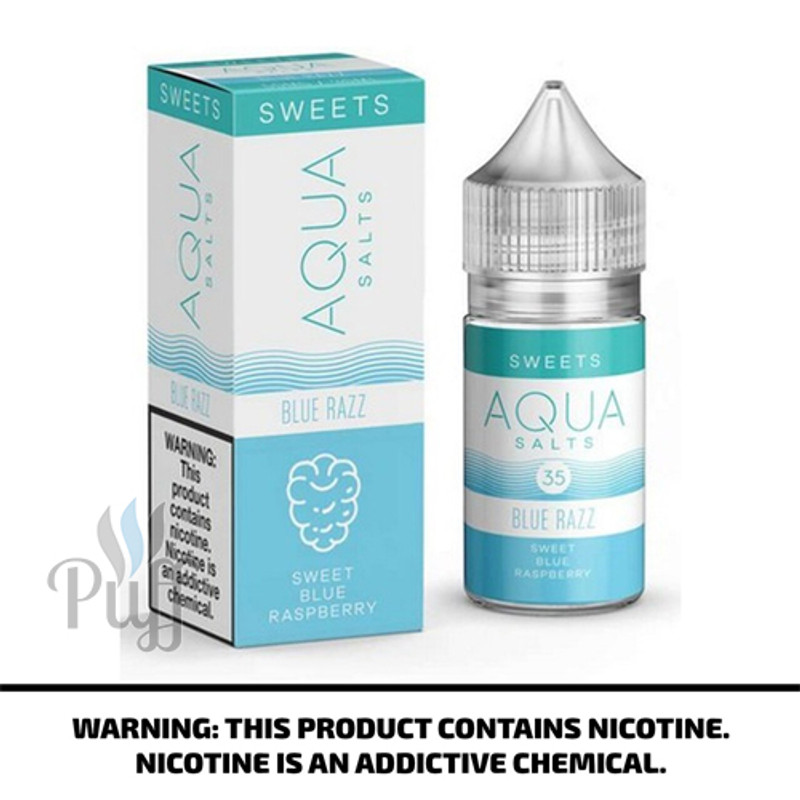 Aqua Salts Fresh E-Liquid Rush 30ml