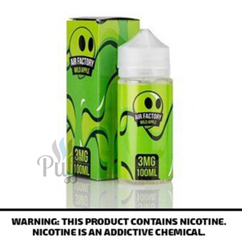 Air Factory Wild Apple 100ml