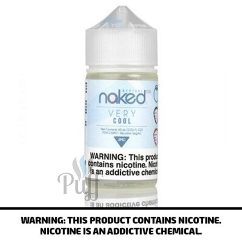 Naked 100 Menthol E-Liquid Berry/Very Cool 60ml