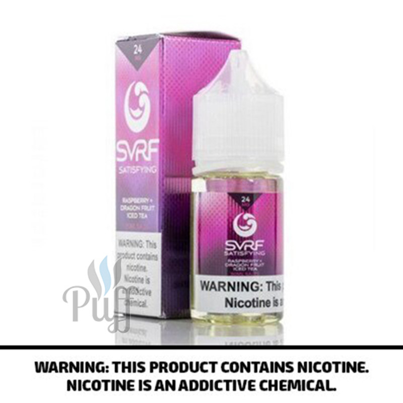 SVRF Salts E-Liquid Satisfying 30ml