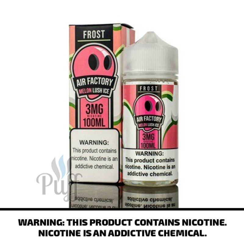 Air Factory Frost Melon Lush Ice 100ml