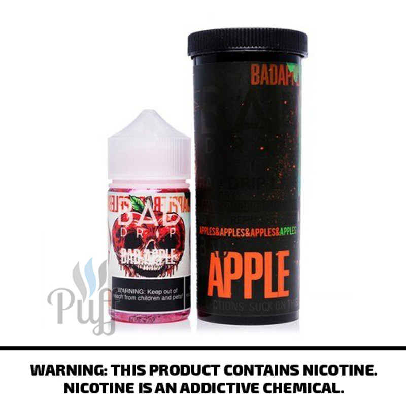 Bad Drip E-Liquid Bad Apple 60ml