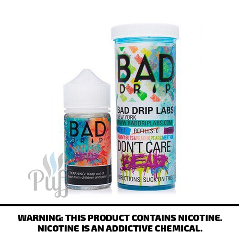 Bad Drip E-Liquid Don't Care Bear Iced Out 60ml