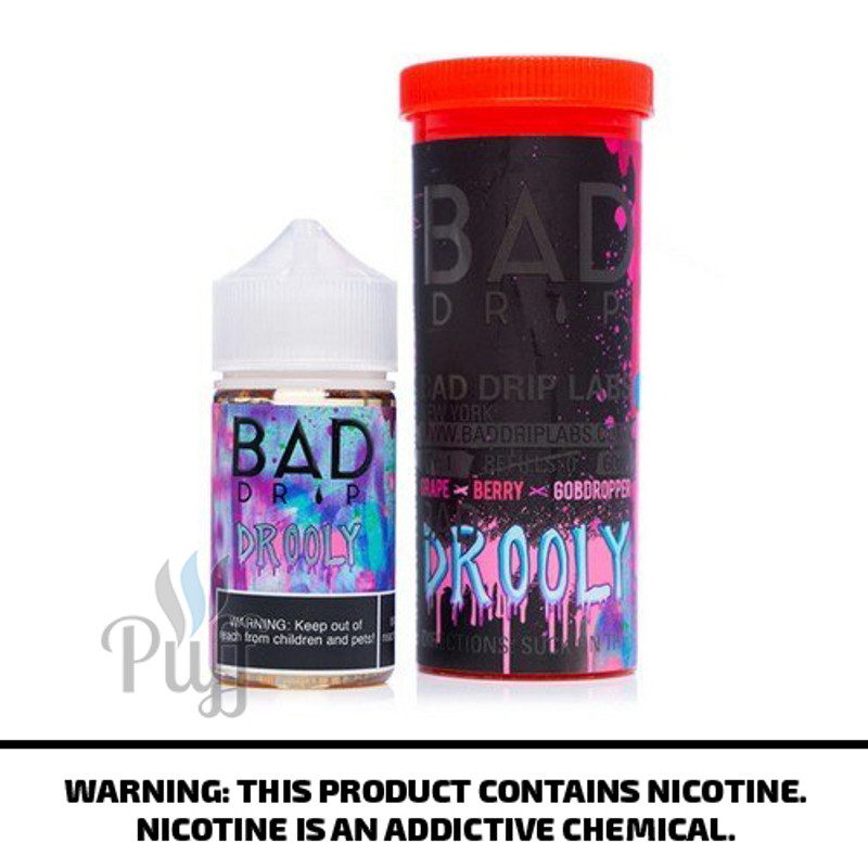 Bad Drip E-Liquid Drooly 60ml