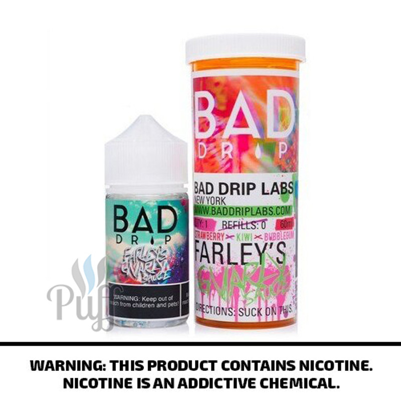 Bad Drip E-Liquid Farley's Gnarly Sauce 60ml
