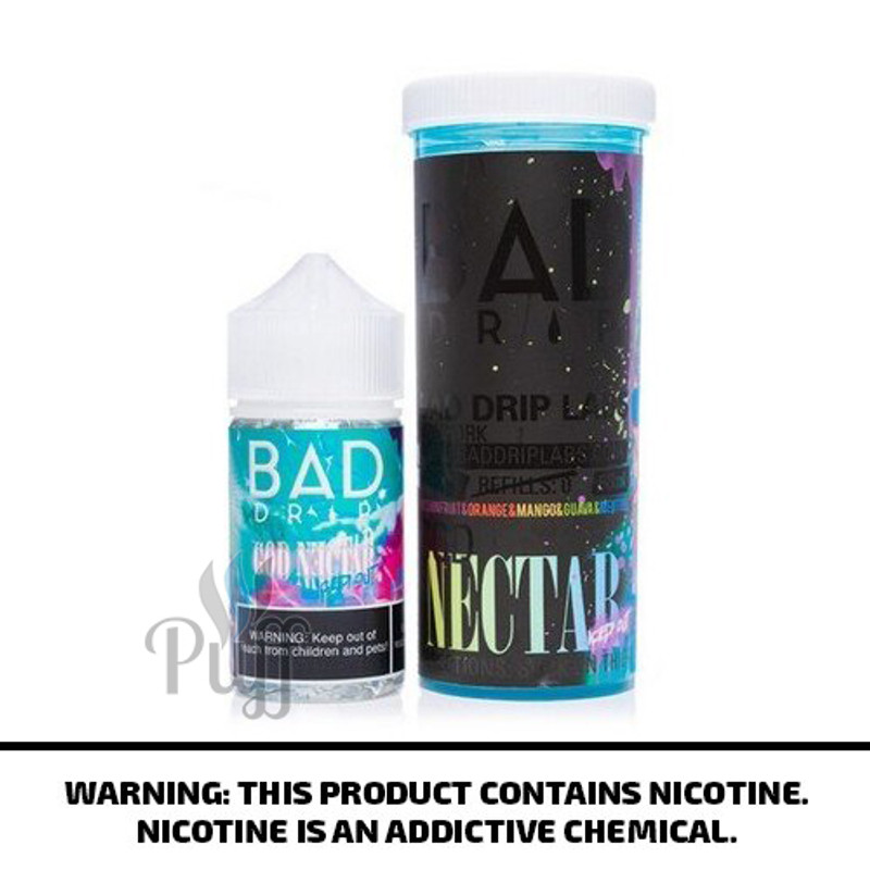 Bad Drip E-Liquid God Nectar Iced Out 60ml