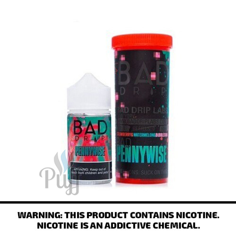 Bad Drip E-Liquid Pennywise 60ml