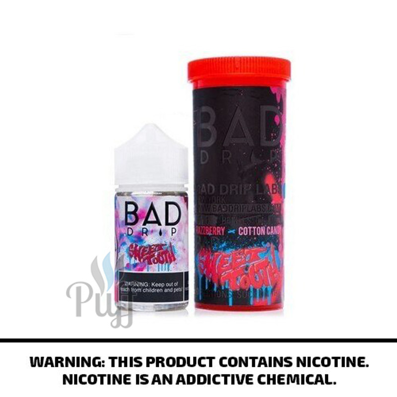 Bad Drip E-Liquid Sweet Tooth 60ml