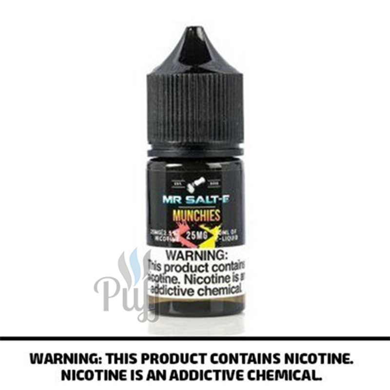 Mr Salt-E E-Liquid Munchies 30ml