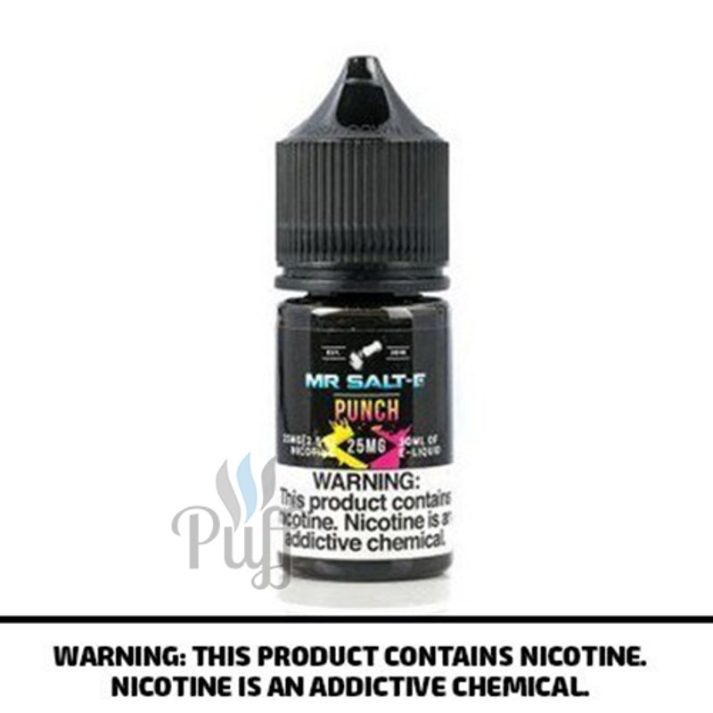 Mr Salt-E E-Liquid Punch 30ml