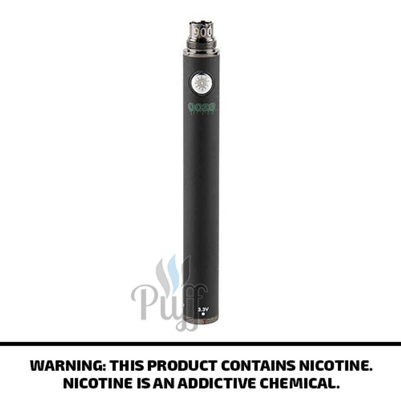 Ooze 900 Twist Vape Battery - Black