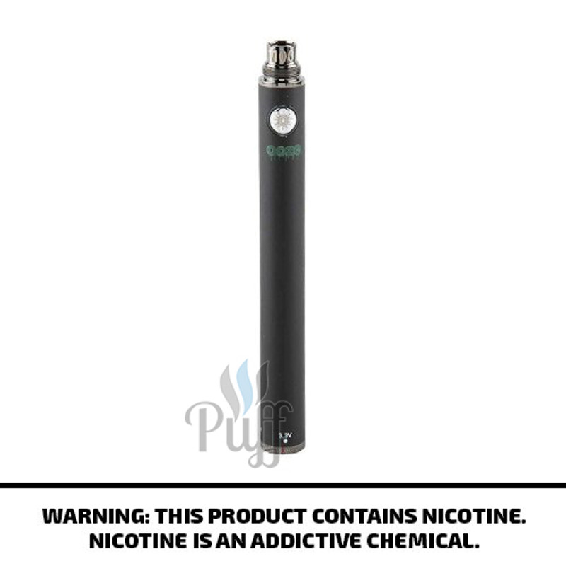 Ooze 1100 Twist Vape Battery - Black