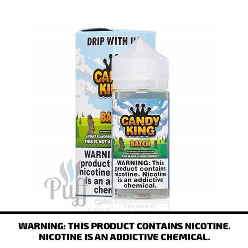 Candy King E-Liquid Batch 100ml