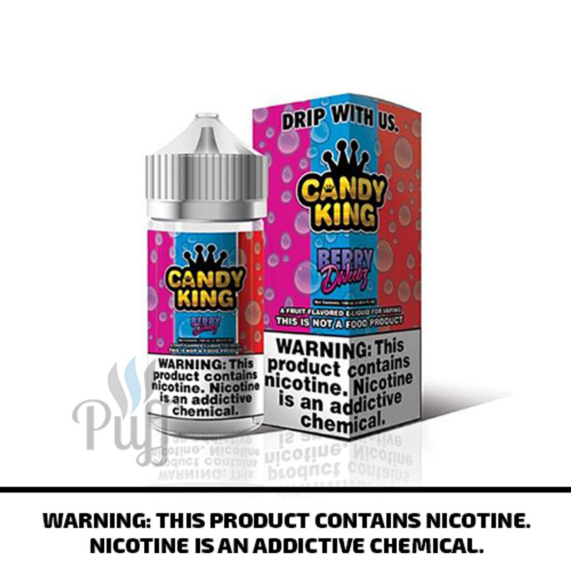 Candy King E-Liquid Berry Dweebz 100ml