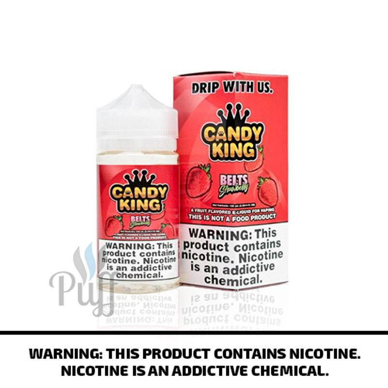 Candy King E-Liquid Belts 100ml