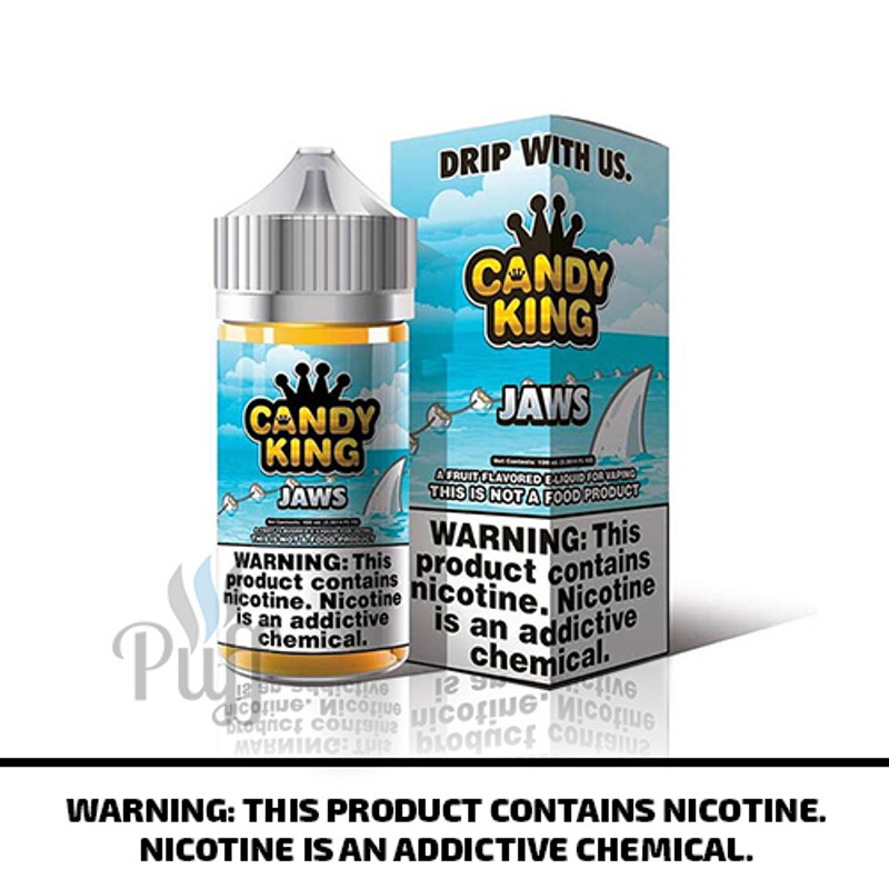 Candy King E-Liquid Jaws 100ml