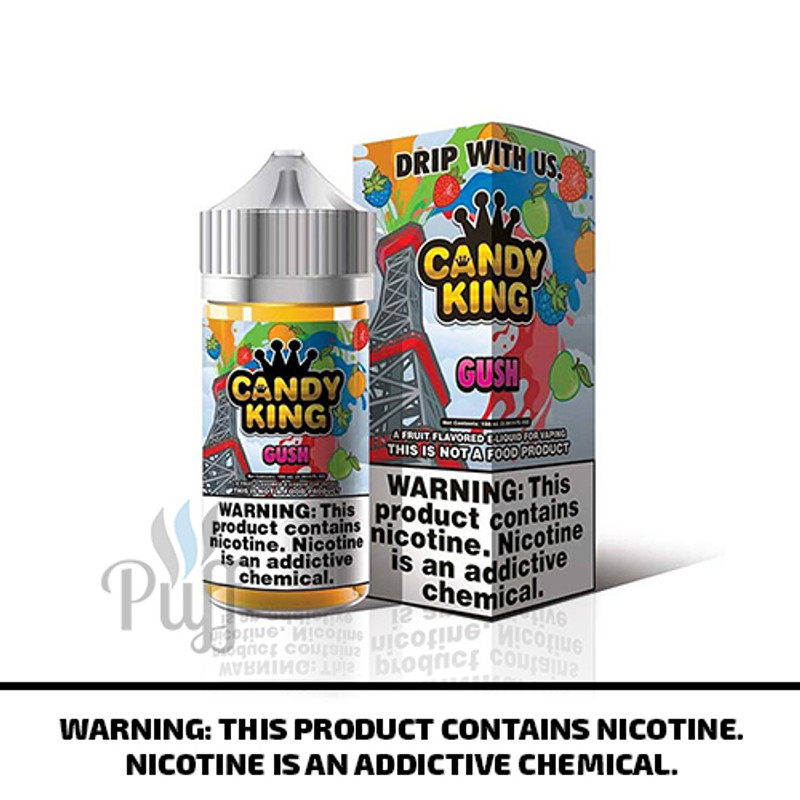 Candy King E-Liquid Gush 100ml