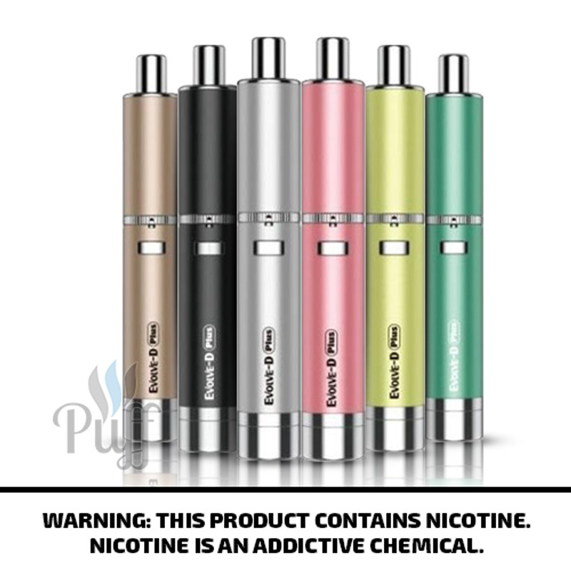 Yocan Evolve-D Plus Vaporizer 2020 Edition
