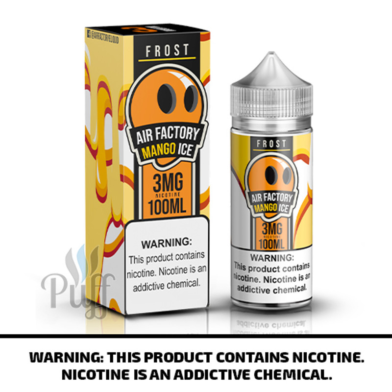 Air Factory Frost Mango Ice 100ml