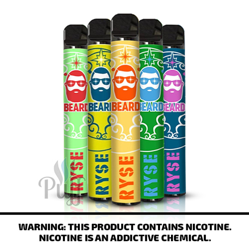 Beard Vape Disposable Pod Device