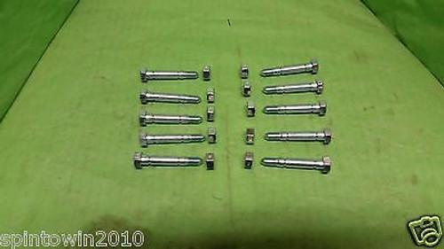 "(10 Pack) Shear Bolts / Pin 510015 SnowThrower 2 x 5'16"""
