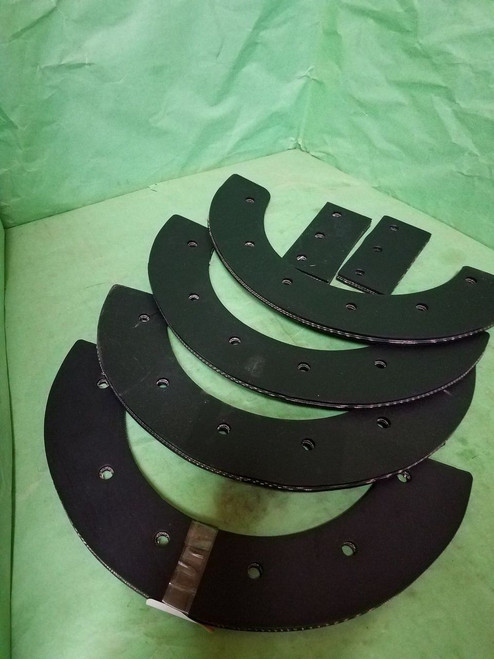 """6 Pc Paddle Set Fits 302565MA 327072MA 21"""" Auger Blade Snow Blower Snowthrower"""
