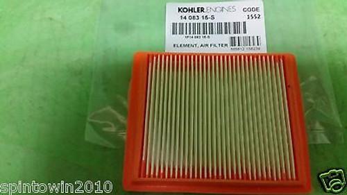 Genuine Kohler 14-083-15-S Air Filter XT650 XT675 OEM