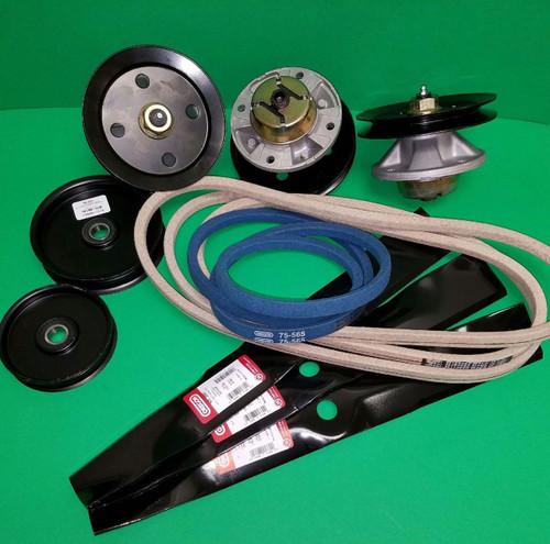 "John Deere LX186 and LX188 48"" Lawn Mower Deck Parts Rebuild Kit"